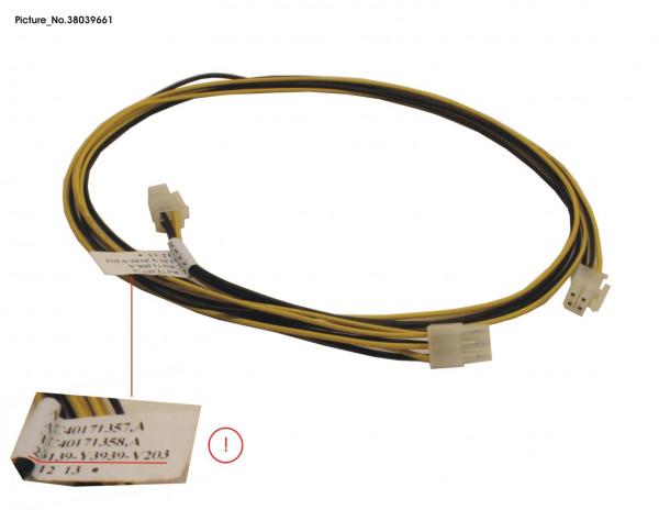 CBL RX2520M1 PWR25