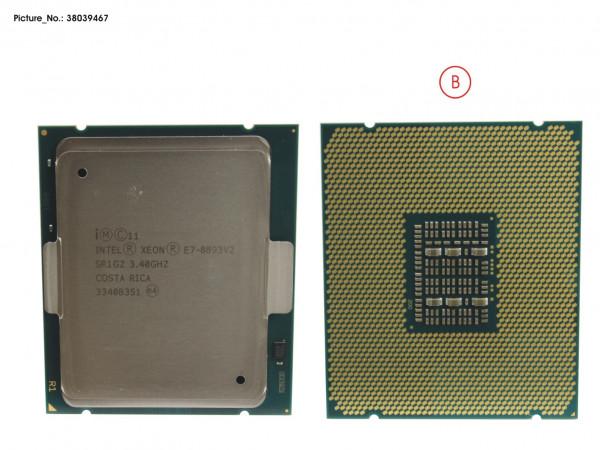 "CPU XEON E7-8893V2 3,4GHZ 15,5"" W"
