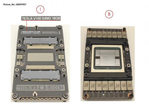 TESLA V100 - SXM2 16GB
