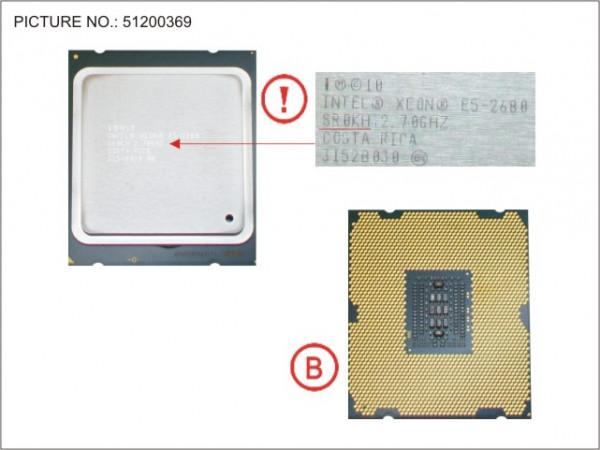 CPU XEON E5-2680 2,7GHZ 130W