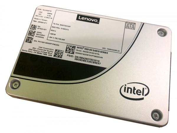 "ThinkSystem 2.5"" Intel S4610 960GB"