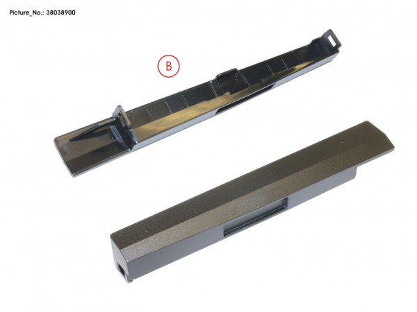BEZEL FOR 2ND BATTERY OR HDD