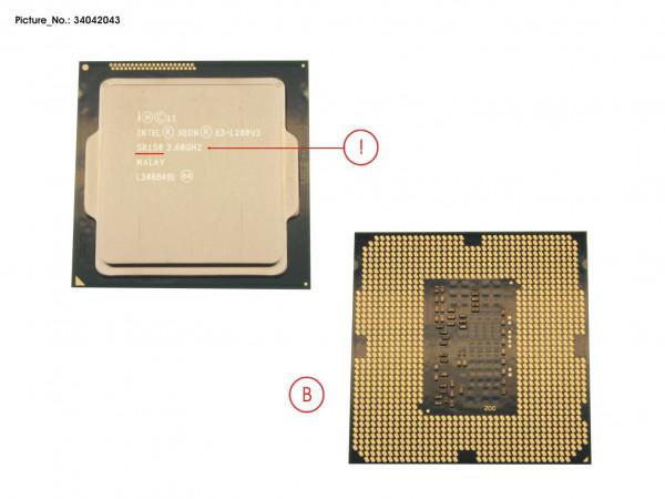 CPU XEON E3-1280V3 3,6GHZ 80W