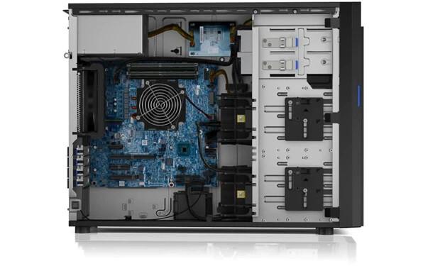 """ThinkSystem ST250 3.5"""" SATA/SAS 4-Bay"""