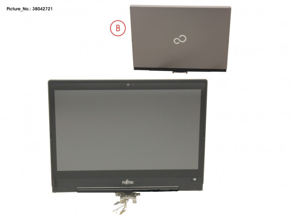 LCD MODULE G QHD (FOR WLAN)