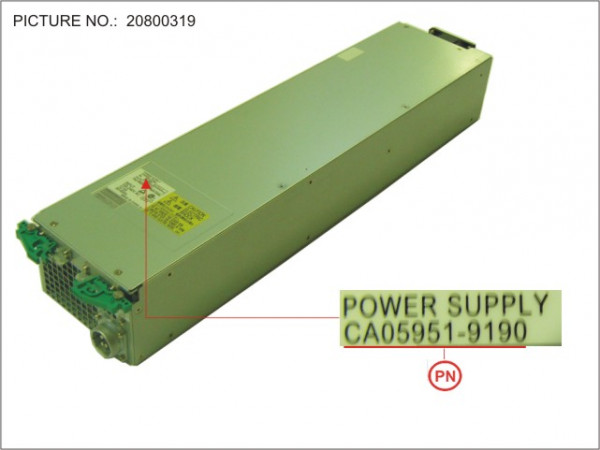 POWER SUPPLY UNIT FOR CE