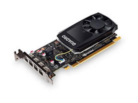 ThinkStation NVIDIAQuadro P1000 4GB HP