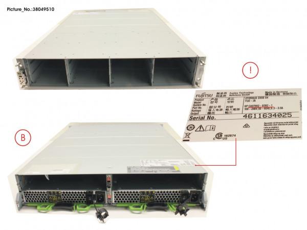 "ET DX60 S4 3,5"" SPARE CE"