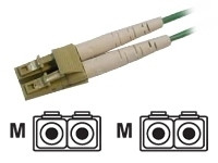 FC-Kabel OM3 MMF 5m LC LC