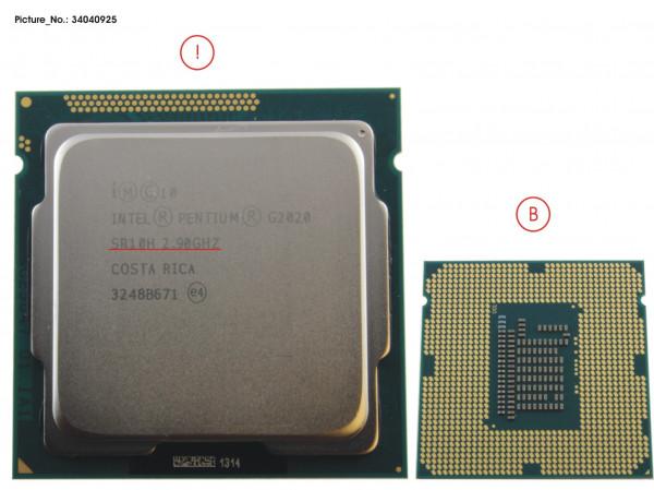 CPU PENTIUM G2020 2.9GHZ 3MB 55W