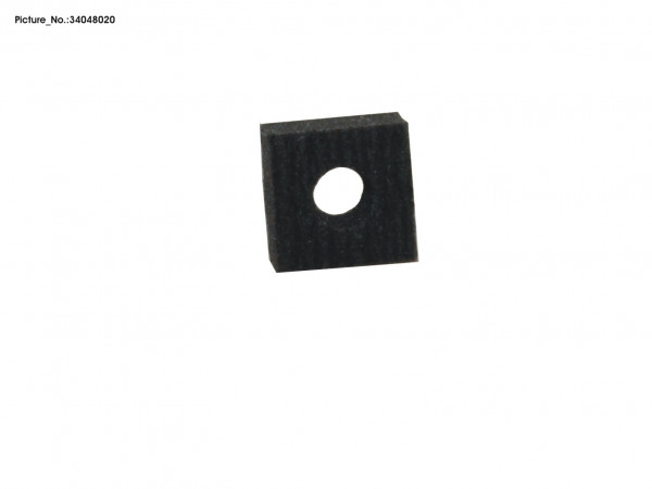 RUBBER MICRO OUT (T=3,0MM) SMC