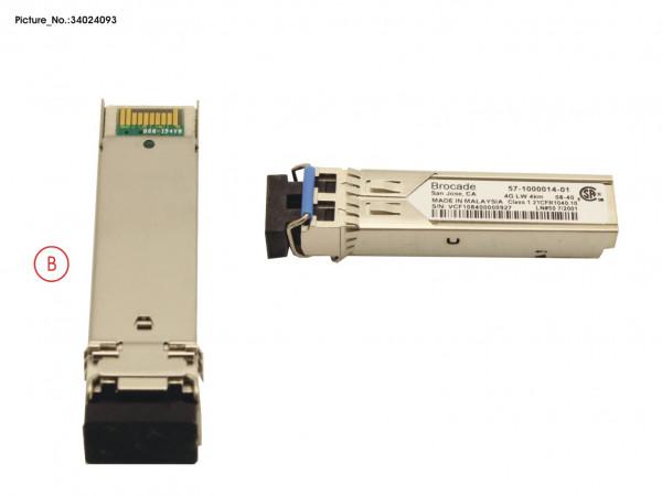 FC SFP SMF 4GB LC 4KM (BROCADE)