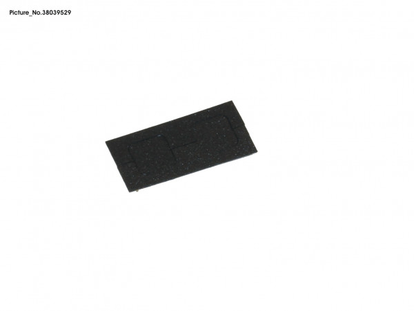 COVER, SHEET LCD SCREW