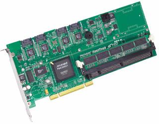 RAID CONTR SATA 4PORT PCI 32/66 128MB