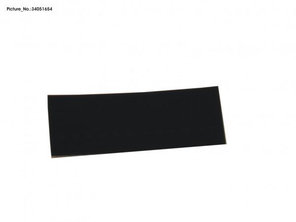 SHEET CAM LCD 25X10MM