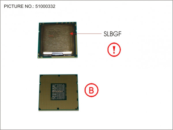 CPU XEON L5530 2.40GHZ 8MB 5.86