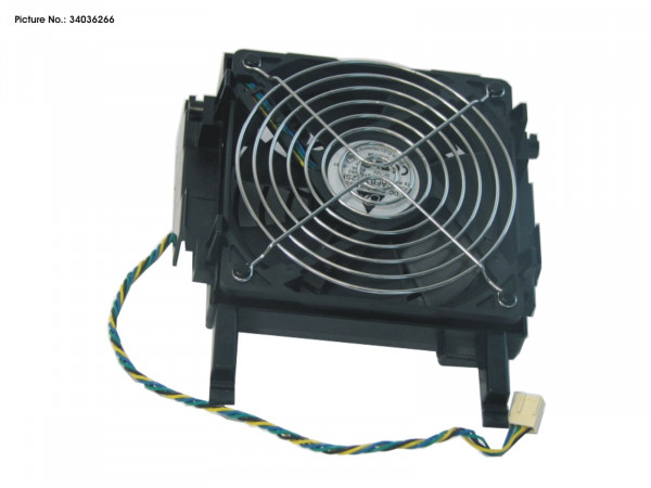 SYSTEM FAN 1 HDD DOOR ASSY
