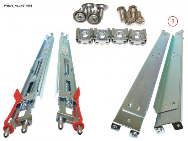 Rail Kit / RMK STORAGE SX, DX