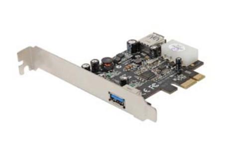 USB3.0 PCIe x1 adapter card