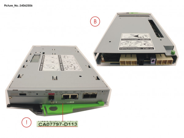 DX60 S4 SPARE CM UNIT FC 8G/16G