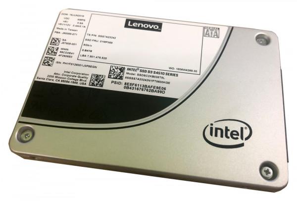 "ThinkSystem 2.5"" Intel S4510 960GB"