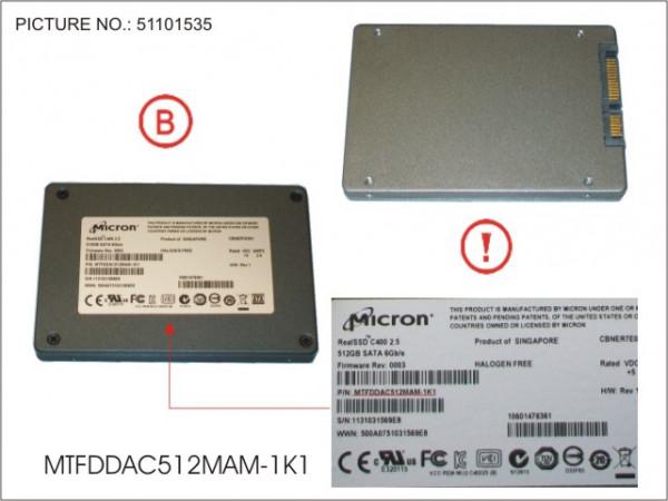 SSD S3 512GB 2.5 SATA