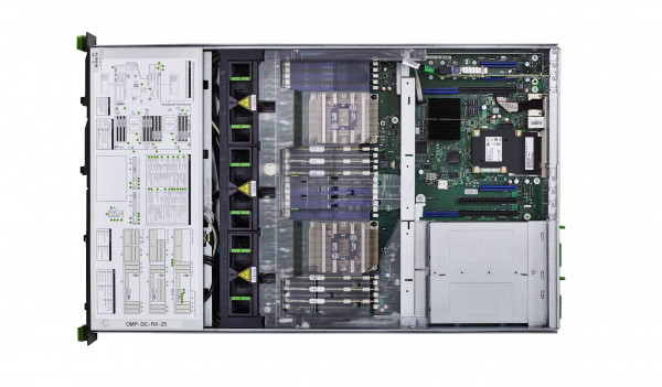 """Fujitsu PY RX2540M5 2.5"""" (8x)value4you"""