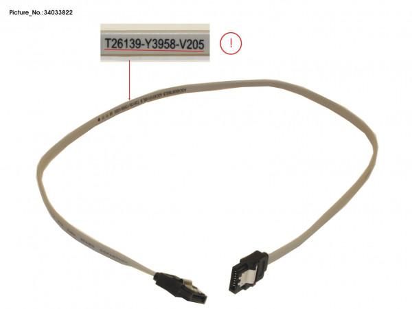 CABLE SATA GR/GR 650
