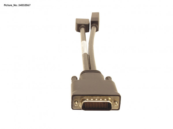 LFH59 2X DP ADAPTER CABLE