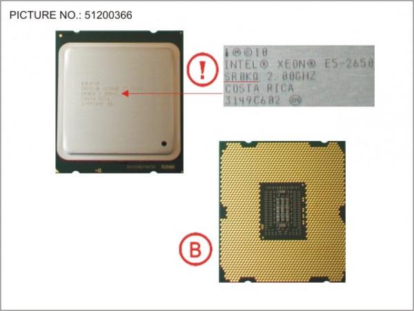 CPU XEON E5-2650 2,0GHZ 95W