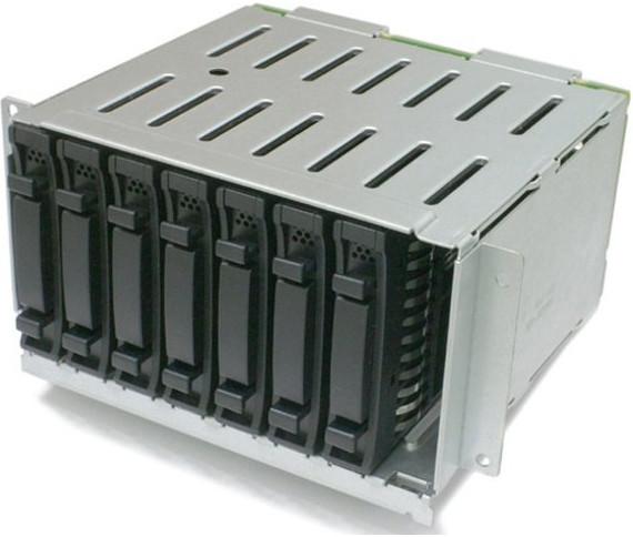 """ThinkSystem SR650 2.5"""" AnyBay 8-Bay"""
