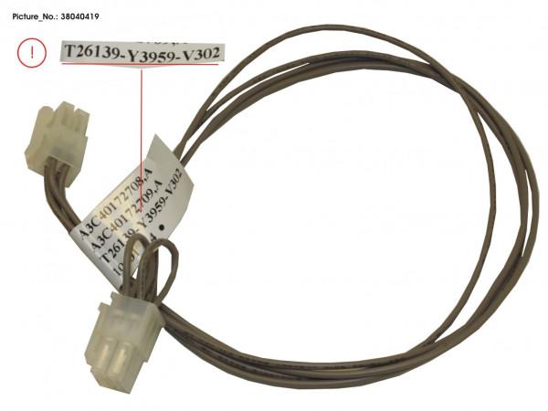 CBL PWR HDD 10X2.5