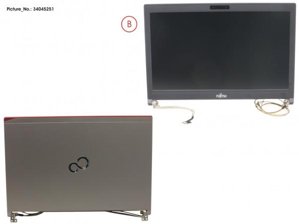 LCD MODULE W/O CAM