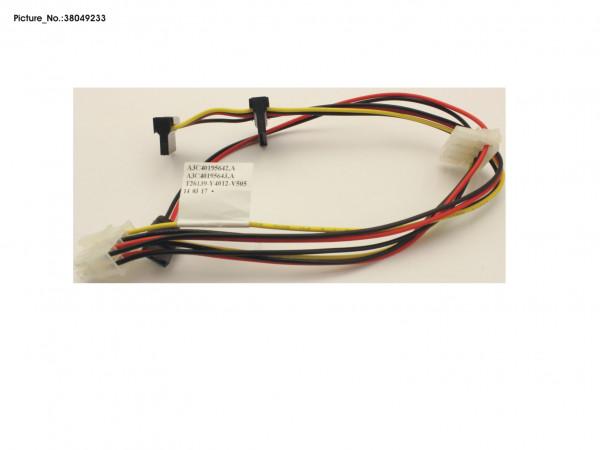 CBL DRIVEPWR TX140