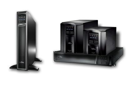 Fujitsu USV 750VA/ 500W Tower