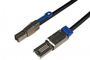 SAS cable (MiniSAS miniSAS HD) 6.0m