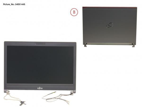 LCD MODULE W/O CAM(EDP,HD) !SBM15004!