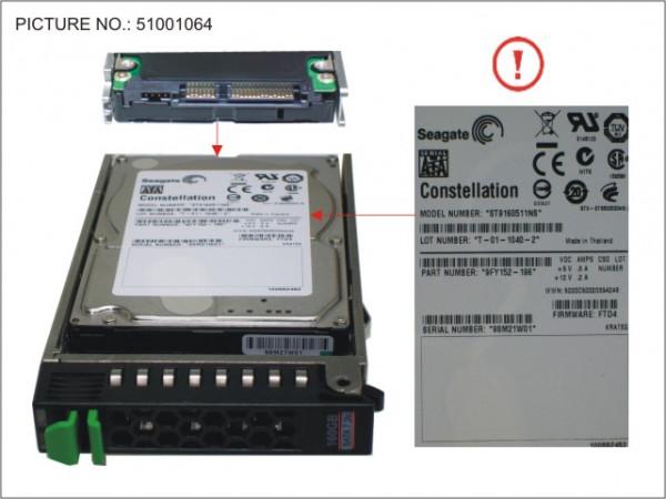 "HD SATA 3G 160GB 7.2K HOT PLUG 2.5"" BC"