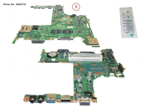 G-MAINBOARD ASSY I5-5200U